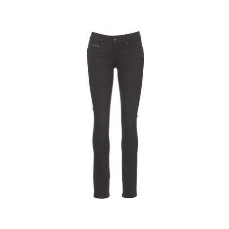 Pepe jeans NEW BROOKE women's Skinny Jeans in Black
