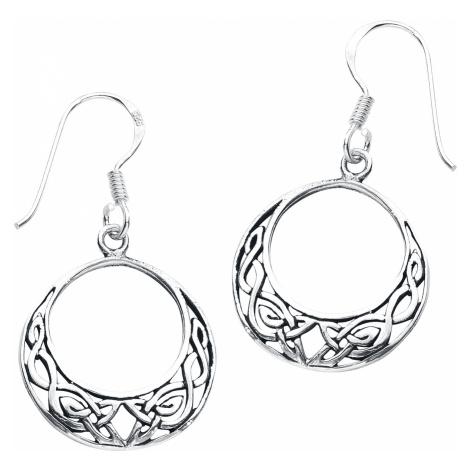 EtNox Magic & Mystic - Celtic Knot - Earring set - silver-coloured