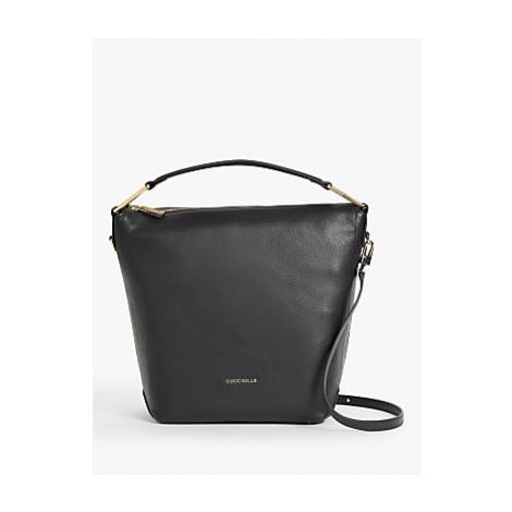 Coccinelle Liya Leather Hobo Bag