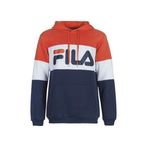 Fila NIGHT BLOCKED HOODY men's Sweatshirt in Blue