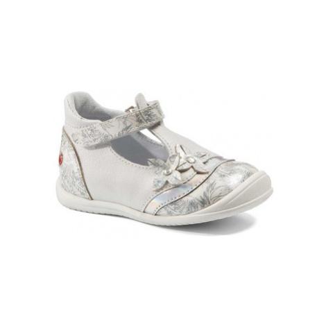 GBB SERENA girls's Children's Shoes (Pumps / Ballerinas) in White