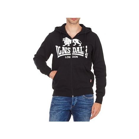 Lonsdale KRAFTY men's Sweatshirt in Black