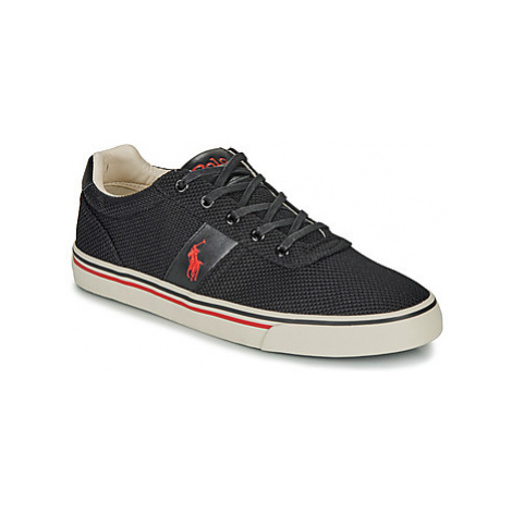 Polo Ralph Lauren HANFORD men's Shoes (Trainers) in Black