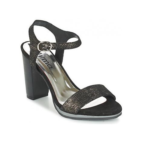 Myma MARCAS women's Sandals in Black