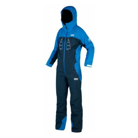 Picture WINSTONY blue - Children's ski set