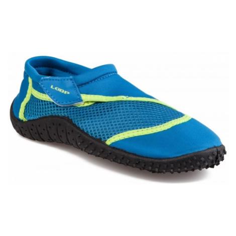 Loap SHARK KID green - Kids' water shoes