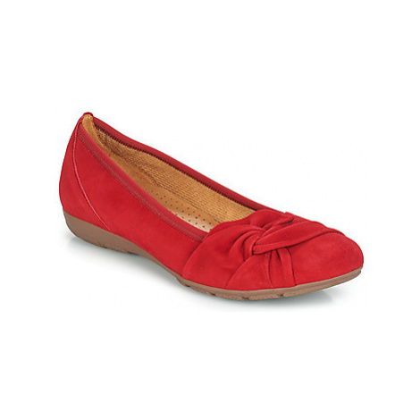 Gabor ROUIJA women's Shoes (Pumps / Ballerinas) in Red