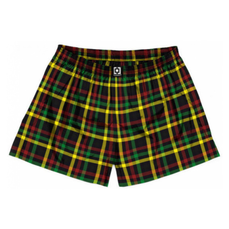 Horsefeathers SONNY BOXER SHORTS red - Men's boxers