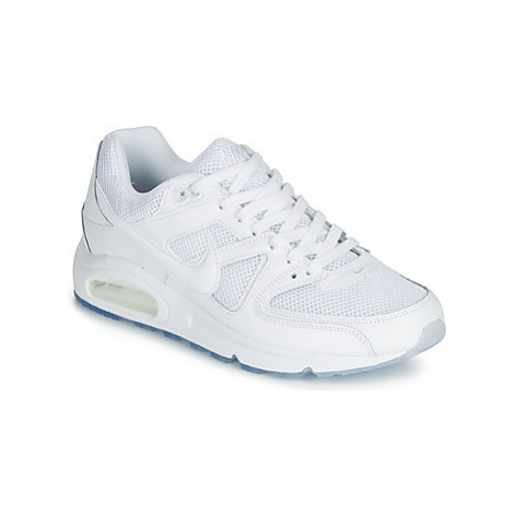 Nike AIR MAX COMMAND men's Shoes (Trainers) in White