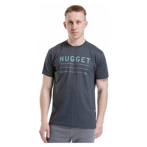 T-Shirt Nugget Rover 2 - C/Heather Steel