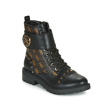 Guess HEATHIRE women's Mid Boots in Black