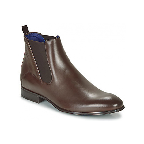 Azzaro TARDIF men's Mid Boots in Brown