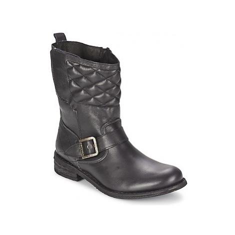Felmini GREDO ELDO women's Mid Boots in Black