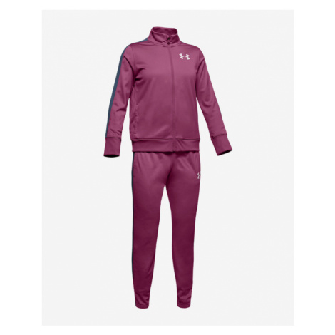 Under Armour Kids traning suit Red Violet
