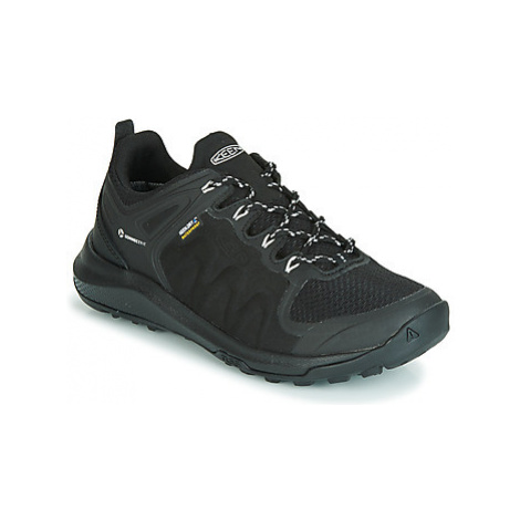 Keen EXPLORE WP women's Walking Boots in Black
