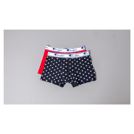 Champion 2-pack Everyday Boxers Red/ Navy Blue