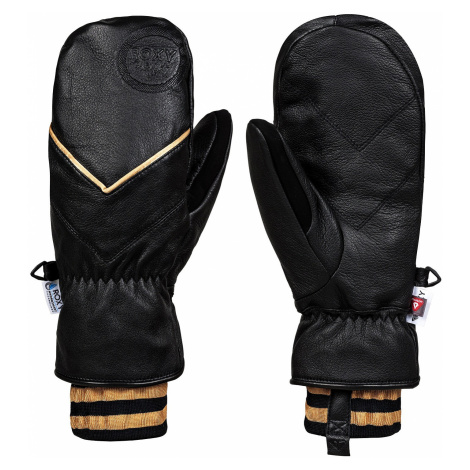 glove Roxy Torah Bright Summit Mitt - KVJ0/True Black - women´s