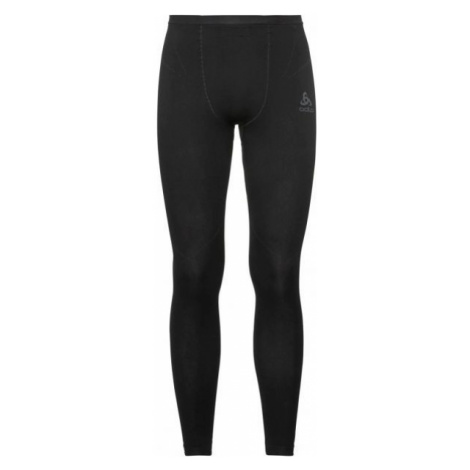 Odlo PERFORMANCE WARM SUW BOTTOM PANT SEAMLES black - Men's functional tights