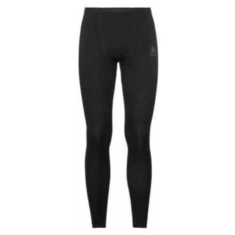 Odlo PERFORMANCE WARM SUW BOTTOM PANT SEAMLES black - Men's functional tights