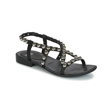Now SANTIAGO women's Sandals in Black