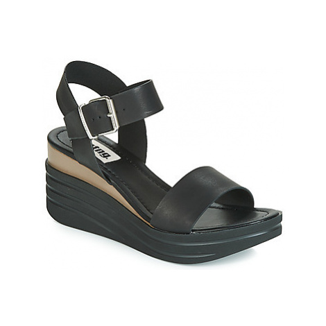 MTNG LACER women's Sandals in Black