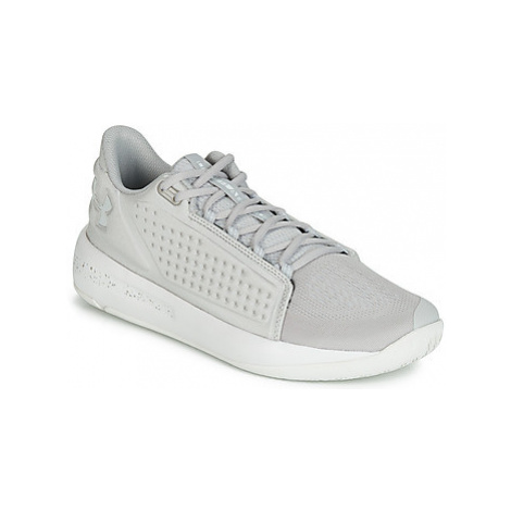 Under Armour UA Torch Low men's Basketball Trainers (Shoes) in Grey