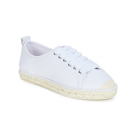 Esprit Octavia LU women's Espadrilles / Casual Shoes in White