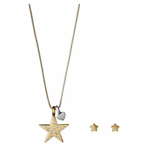 Pilgrim Valentine set of jewelery Gold