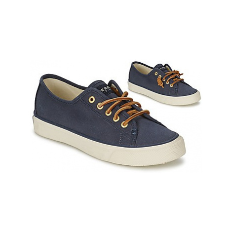 Sperry Top-Sider SEACOAST women's Shoes (Trainers) in Blue