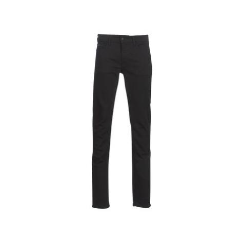 Calvin Klein Jeans SLIM STRAIGHT men's Skinny Jeans in Black