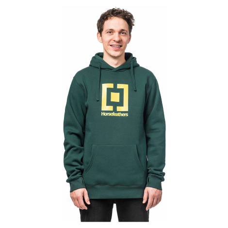 sweatshirt Horsefeathers Leader - Bistro Green - men´s