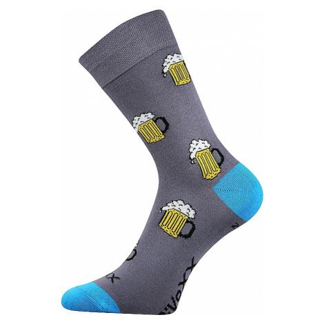 socks Voxx Pivoxx - Dark Gray/Blue