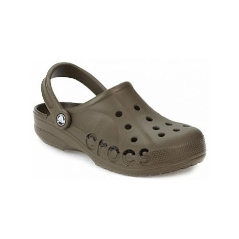 Crocs BAYA men's Clogs (Shoes) in Brown