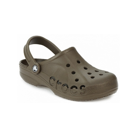 Crocs BAYA women's Clogs (Shoes) in Brown