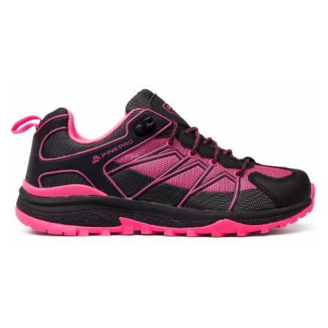 ALPINE PRO MARC pink - Women's sports shoes