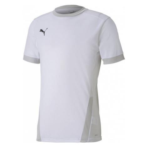 Puma TEAM GOAL 23 white - Men's sports T-Shirt