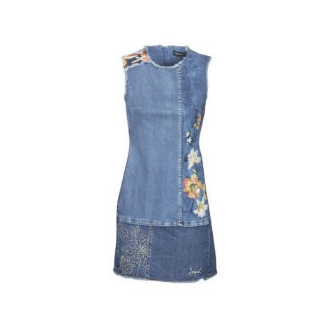 Desigual ILONA women's Dress in Blue