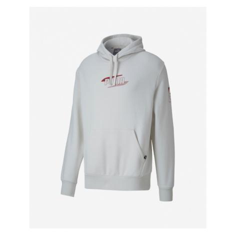 Puma Rebel Sweatshirt White