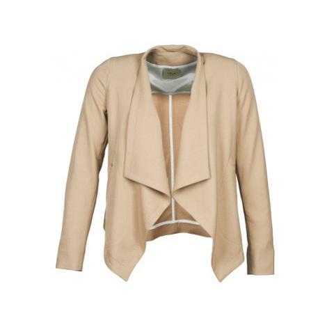 Lola VESTIGE women's Jacket in Beige
