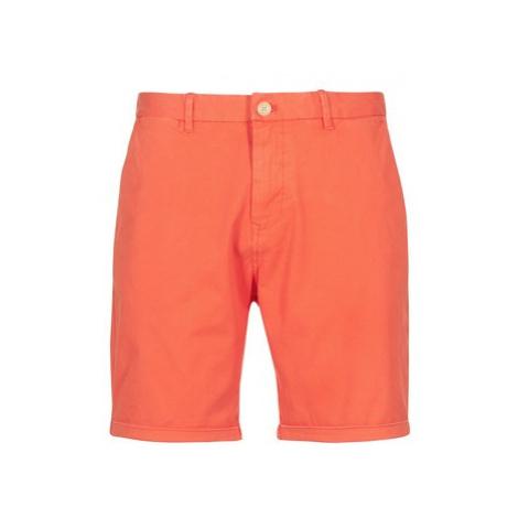 Scotch Soda EREDT men's Shorts in Orange Scotch & Soda