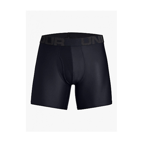 "Under Armour Tech 6"" Boxerjock Trunks, Pack of 2"