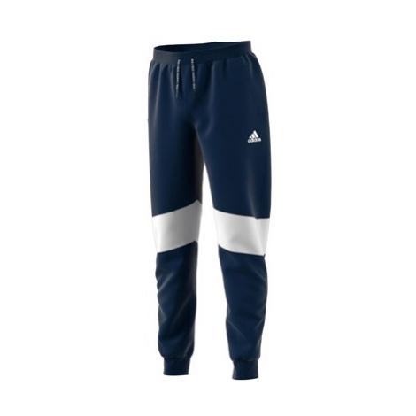 Real Madrid Sweat Pants - Navy - Kids Adidas