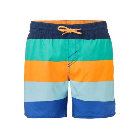 O'Neill VERT HORIZON SHORTS blue - Boys' swimming shorts