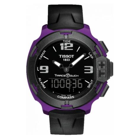 Mens Tissot T-Race Alarm Chronograph Watch T0814209705705