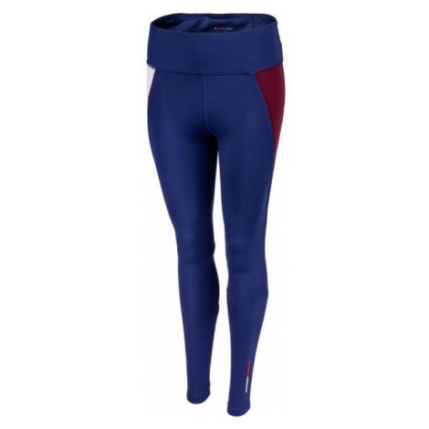 Tommy Hilfiger HIGHWAIST TRAINING LEGGING dark blue - Women's leggings