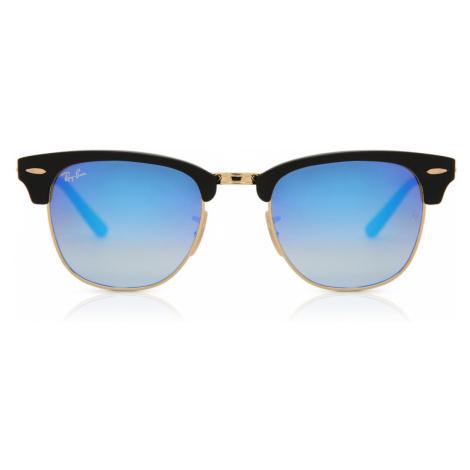 Ray-Ban Sunglasses RB2176 Clubmaster Folding Flash Lens Gradient 901S7Q
