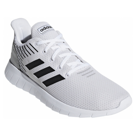 shoes adidas Performance Asweerun - White/Core Black/Gray Two - men´s
