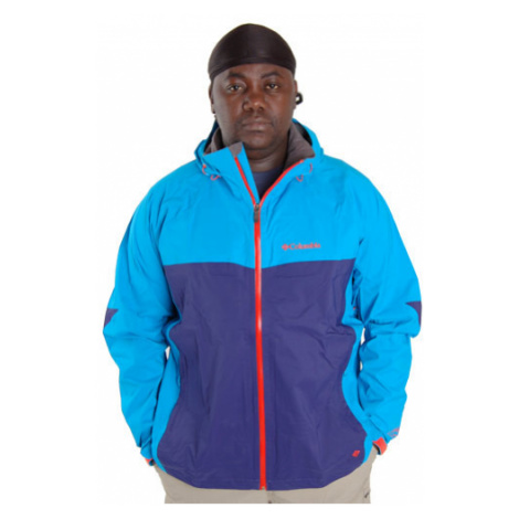 Columbia Jet Stratus Shell Jacket Columbia Blue