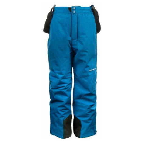 ALPINE PRO GUSTO blue - Kids ski pants