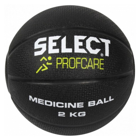 Select MEDICINE BALL 1KG black - Medicine ball